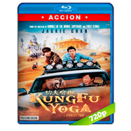Kung Fu Yoga (2017) BRRip 720p Audio Dual Latino-Chino
