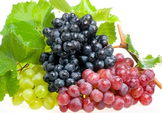 Grapes Can Help Your Heart and Skin Be Healthy