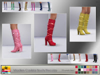 Madlen Casilda Boots Recolor