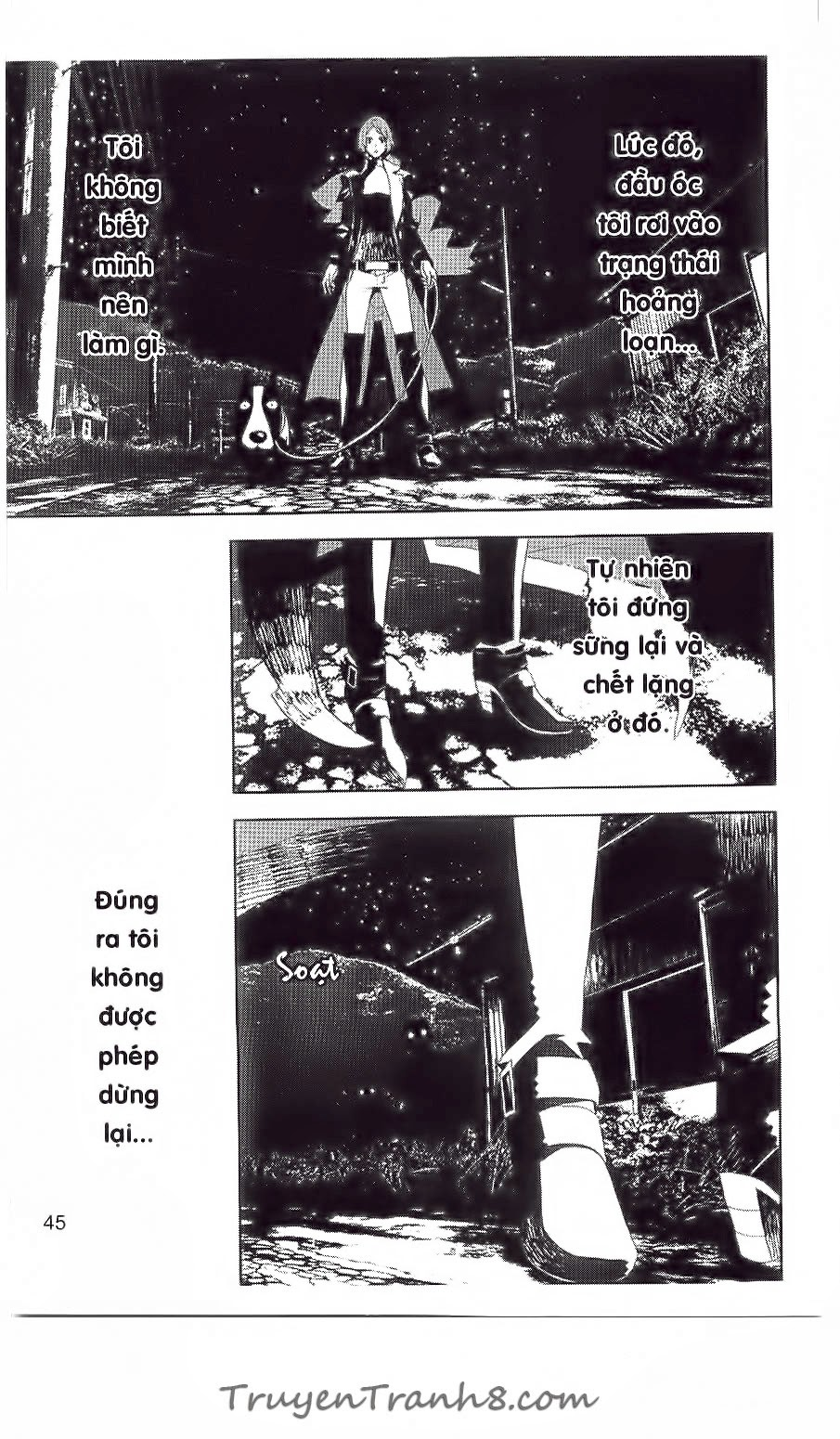 Shiki chapter 27 trang 45