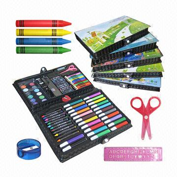 children stationery set kids