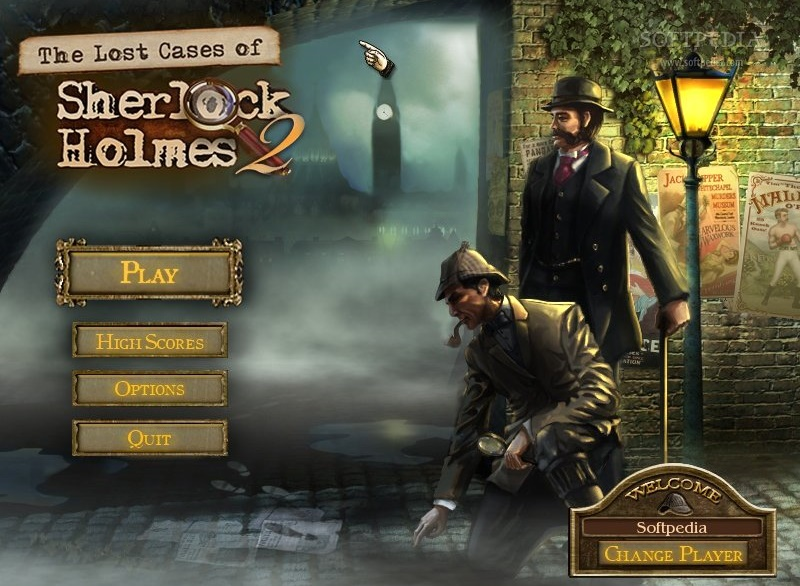 The Lost Cases of Sherlock Holmes 2 Download Online Game