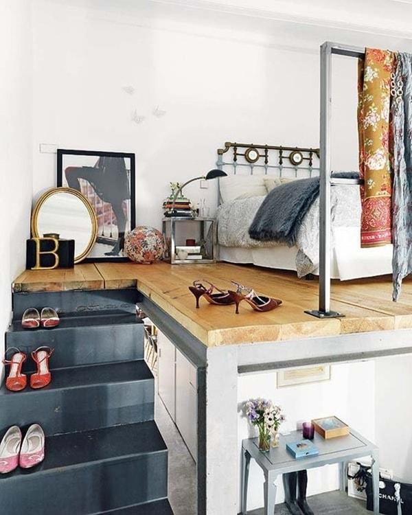 Bedroom Double Height 10
