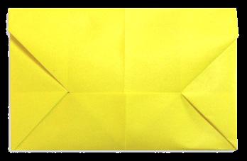 gấp xếp phong bì bằng giấy đơn giản