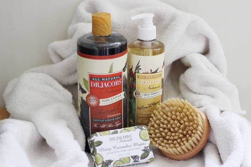 Getting clean with Dr Jacobs Naturals