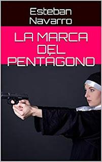 La marca del pentagono (Diana Davila 4)- Esteban Navarro