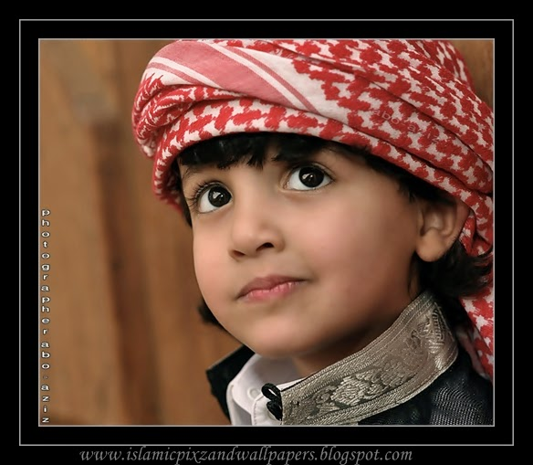 Islamic Pictures And Wallpapers: Muslims Babies Boy Pictures
