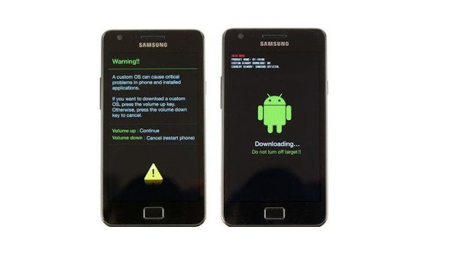 Flash Download Mode Samsung Galaxy A5 SM-A510FD (2016)