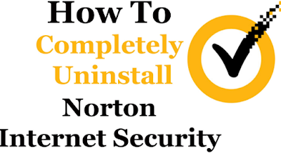 Uninstall Norton Antivirus and Internet Security Setup