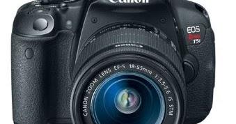 Canon Camera News 2020: Canon EOS 700D / EOS T5i Firmware Update Version 1.1.5