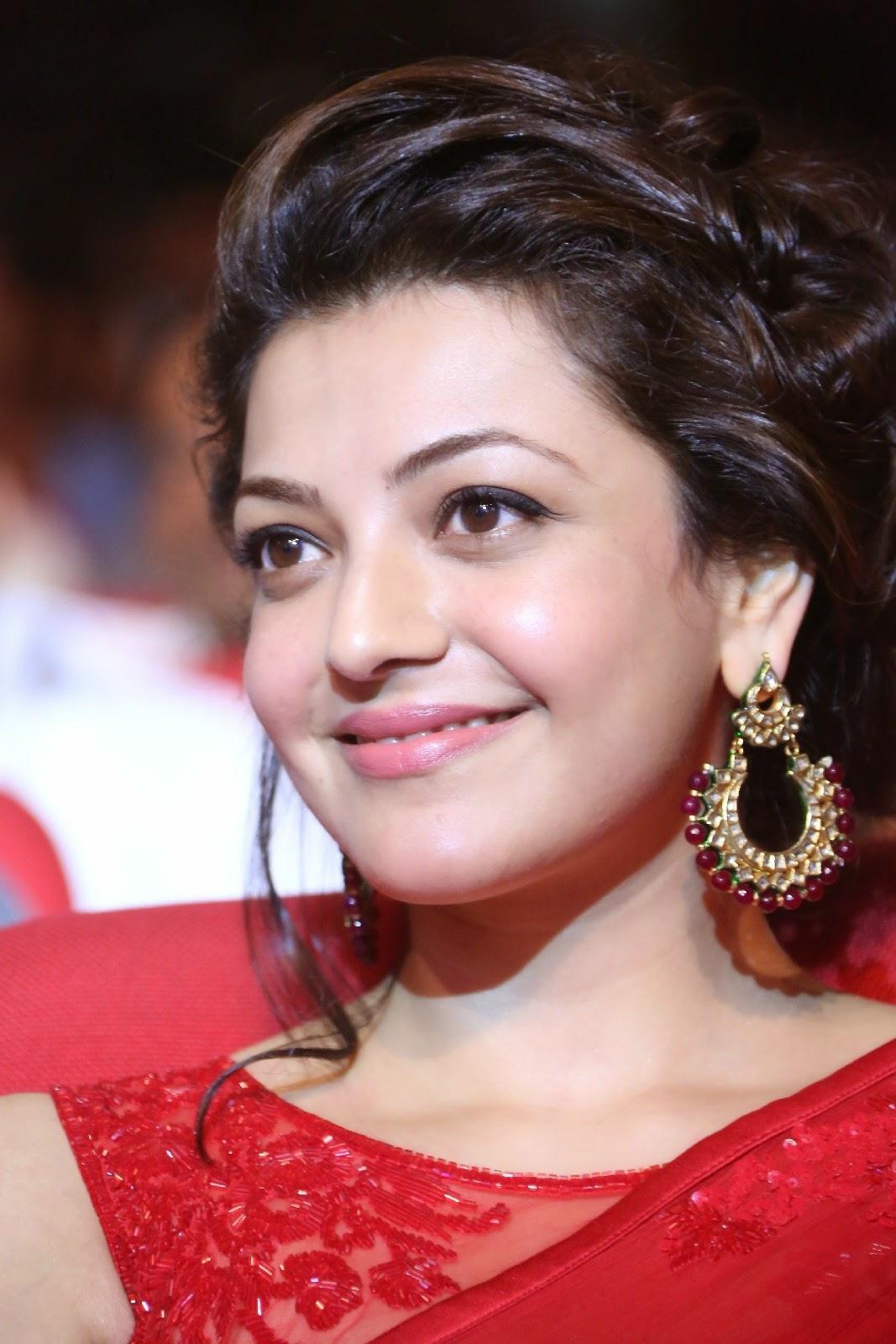 Indian Actresses HQ Pics: Actress Kajal Aggarwal At Telugu