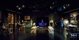 """""""Γρανάδα"""", σε κείμενο και σκηνοθεσία Γιάννη Καλαβριανού, στο Θέατρο Εταιρείας Μακεδονικών Σπουδών (Θεσσαλονίκη)"""