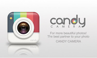 Descarga App Candy Camera