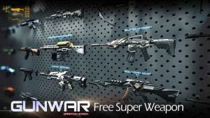 Gun War SWAT Terrorist Strike Apk