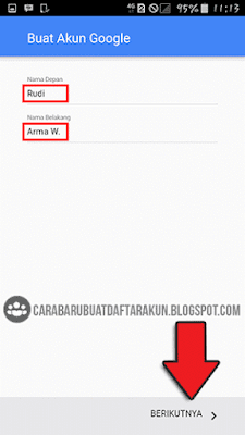 contoh alamat email yang valid