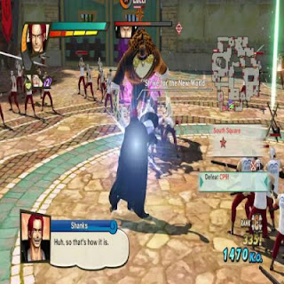 One Piece Pirate Warriors 3 Game Free Download For PC Full Version