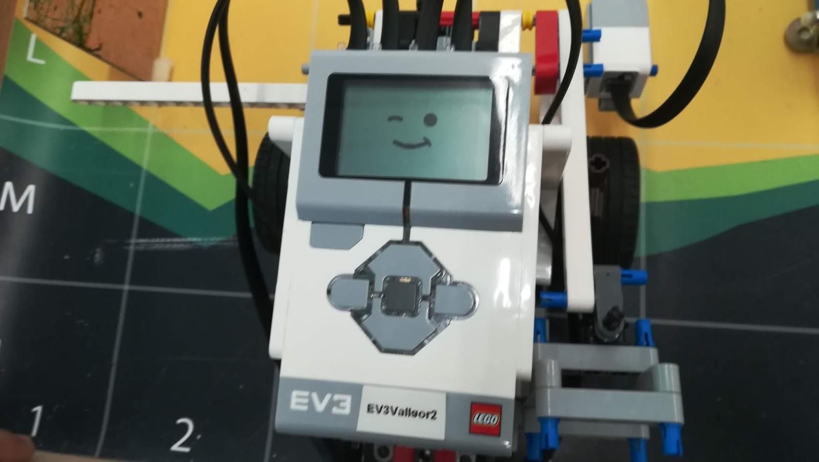 El nostre robot!!!