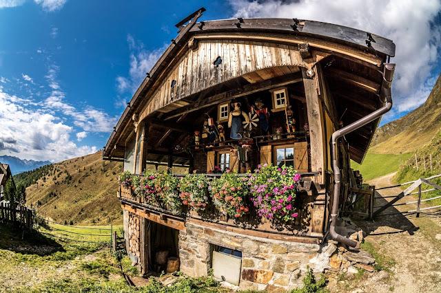 Liebevolle Hütte Kleingitsch MTB