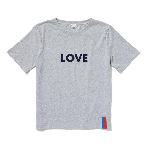 Kule-The-Modern-Love-T-shirt-Heather-Grey
