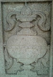 Poornakumbham pillar relief,  Chaturmukha Brahma-lingam Temple,  Andhra Pradesh – Wikimedia Commons