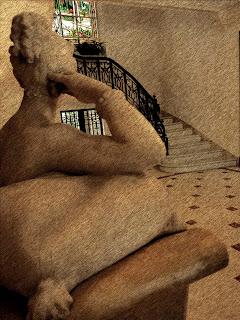 Casa Rosa - Escultura e Vitral