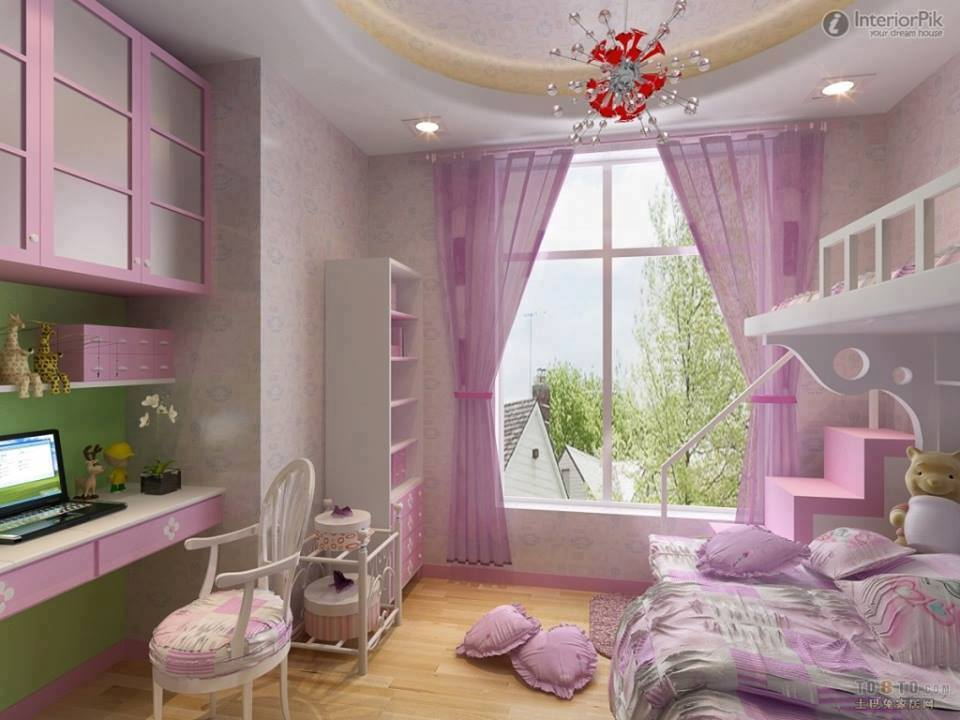 Coming Up With Fabulous Teenage Girls Bedroom Decorating Ideas Part 9