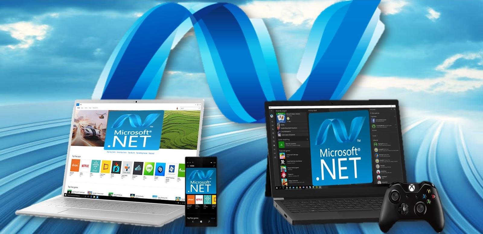 تحميل برنامج مايكروسوفت نت Microsoft .NET Framework Final مجانا