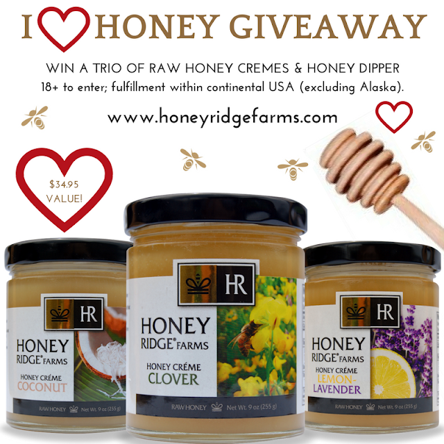 Honey Giveaway
