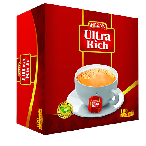 Mezan Ultra Rich – Tea Bags