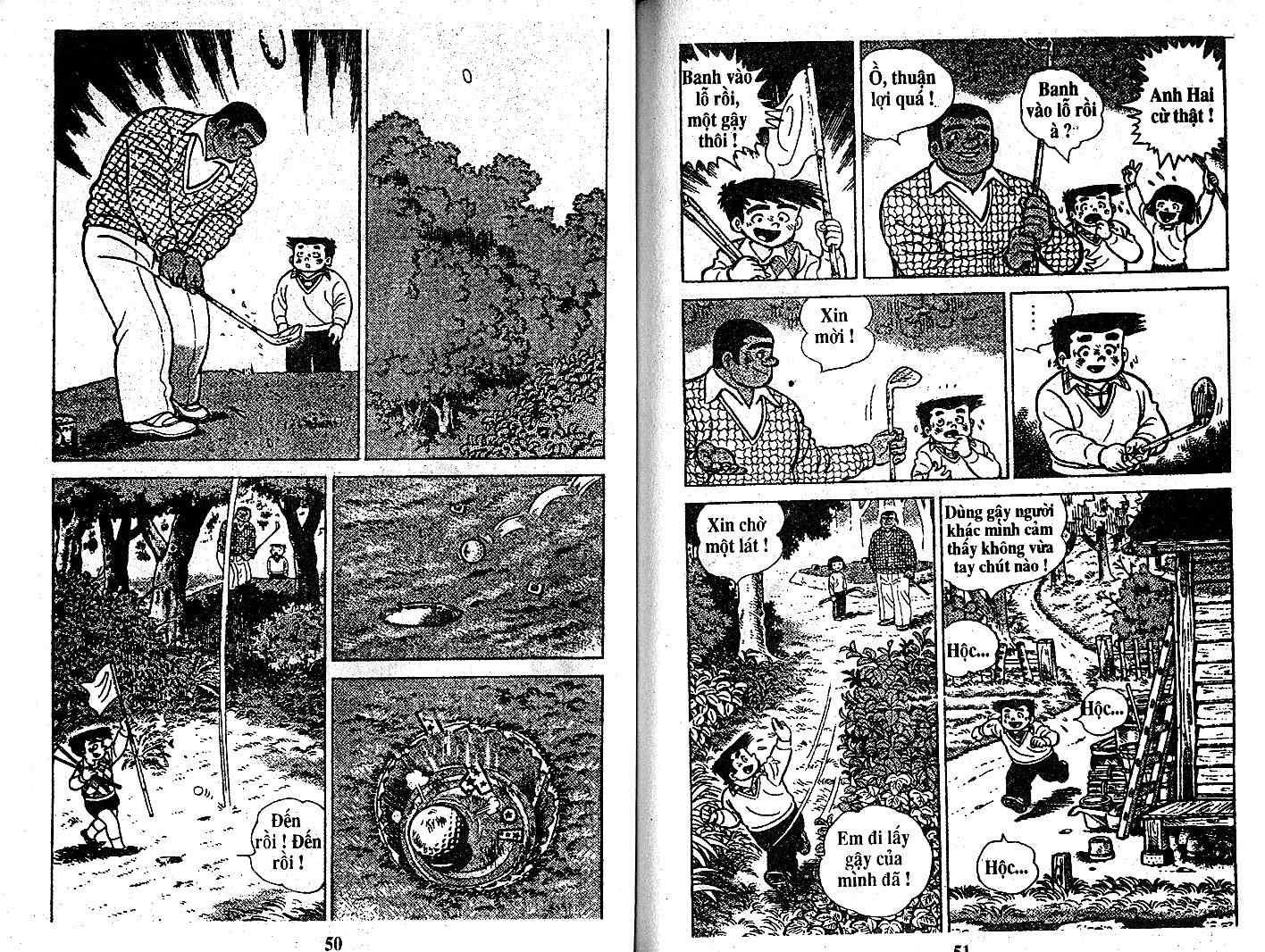 Ashita Tenki ni Naare chapter 21 trang 24