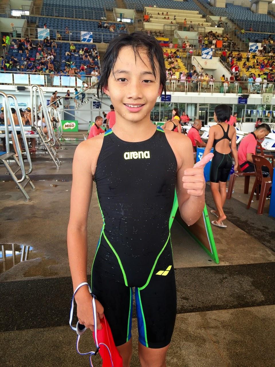 Ikan Bilis Swimming Club (1971) KL: Day 3 Results - 51st MAG 2015