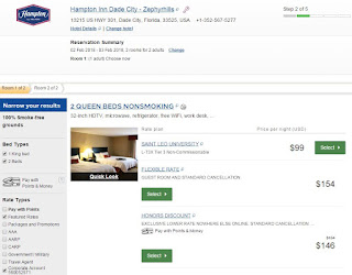 Discount code Hampton Inn Dade City - Zephyrhills, Florida