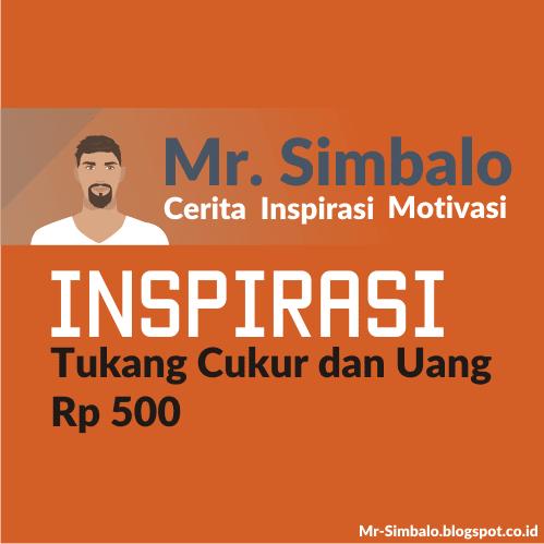 Kisah Inspirasi : Tukang Cukur dan Uang 500