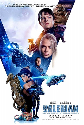Valerian and The City of A Thousand Planets 2017 Dual Audio Hindi Full Movie Download