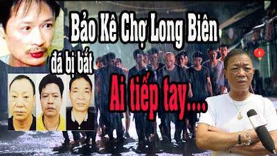 Bảo kê chợ Long Biên ai chống lưng tiếp tay