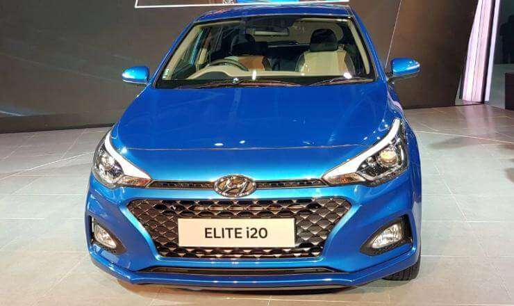 Hyundai Elite i20(2018) Facelift