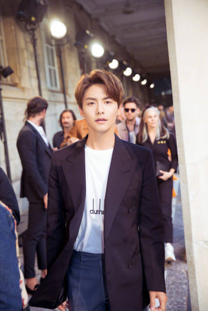 Ma Tianyu Paris Fashion Week