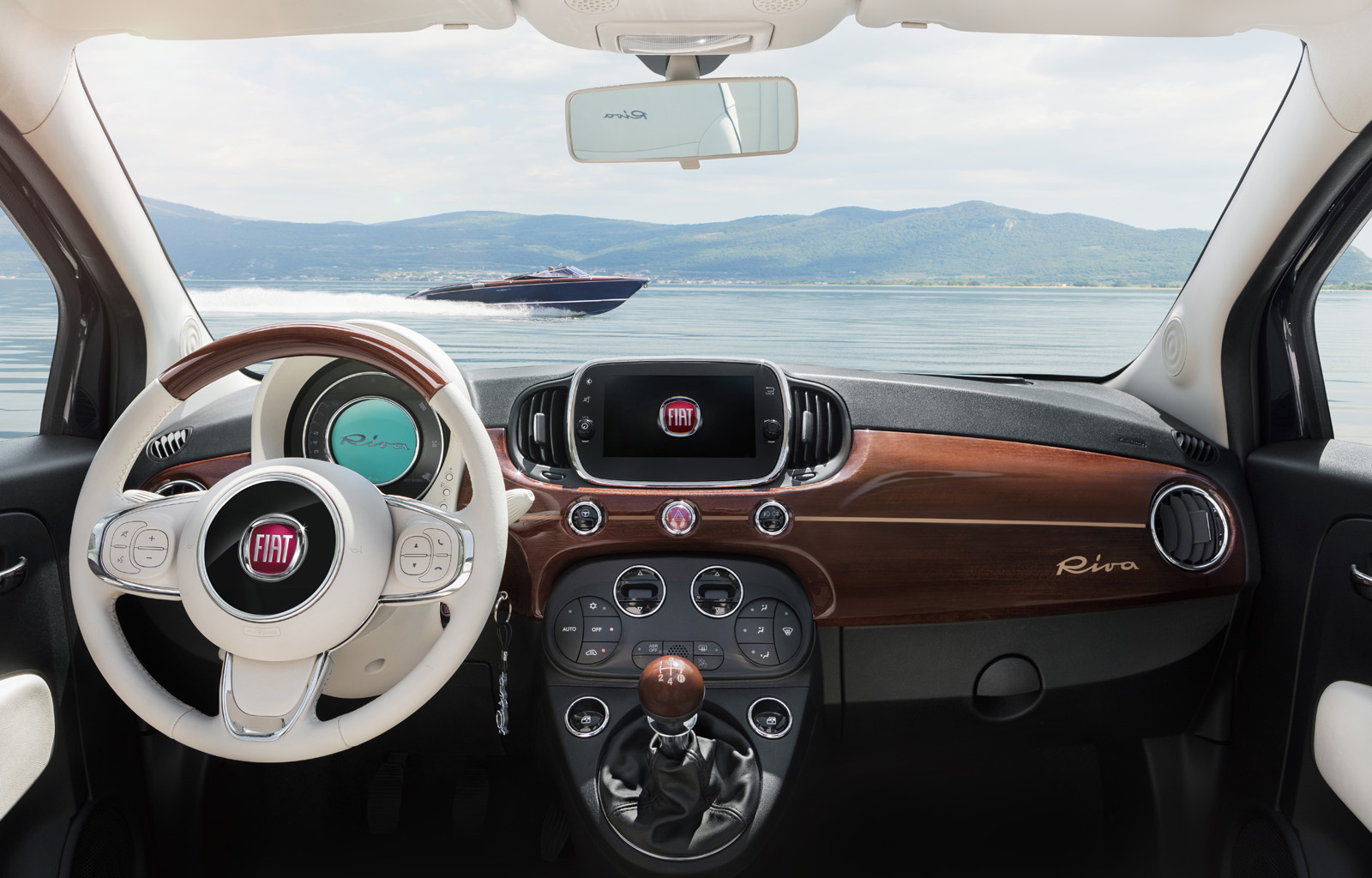 Fiat 500 Gucci >> Fiat 500 Riva Edition Channels The Spirit Of The Luxury Yachting