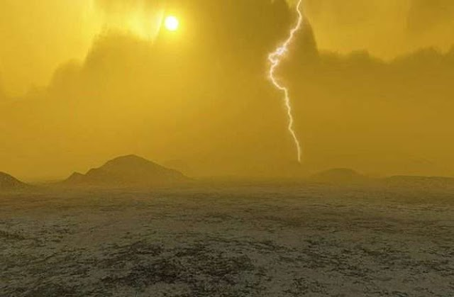 #Mistery,#TrueNews: Is Venus planet a possible niche for extraterrestrial microbial life?