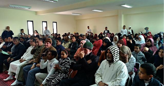 حفل التميز بثانوية الوفاق التأهيلية سيدي الزوين بمراكش