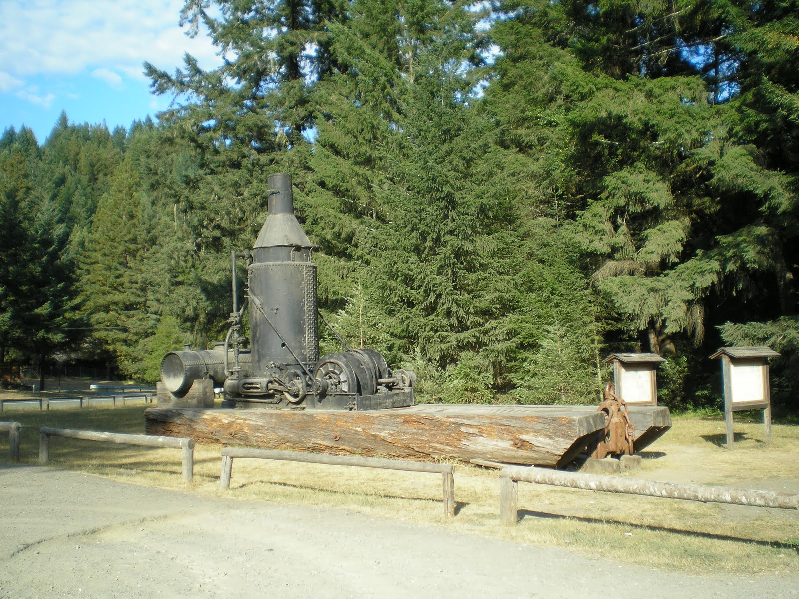 The Road Genealogist Scotia To Willits To Fort Bragg