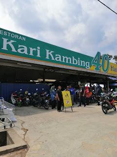 Restaurant Kari Kambing 40 Hari