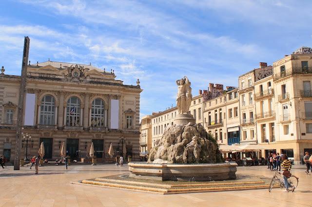 Chasse au trésor à Montpellier