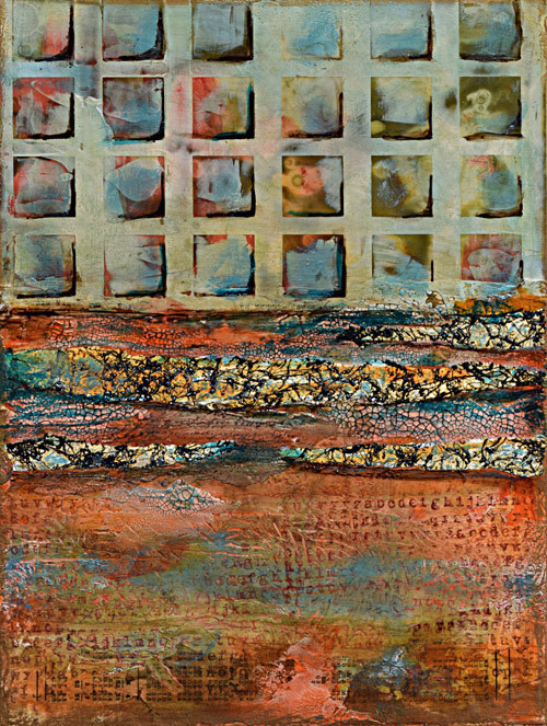 Mixed Media Artists International: Abstract Contemporary ...