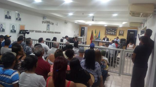 Vereador Val de Lila denuncia caos na educação de Pitimbu