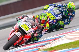 Rossi Finis Kedua MotoGP Australia, Marquez Gagal Finis
