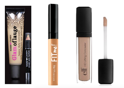 Best Drugstore Makeup concealer