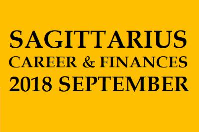 Dhanusu Rasi Palangal 2018 September