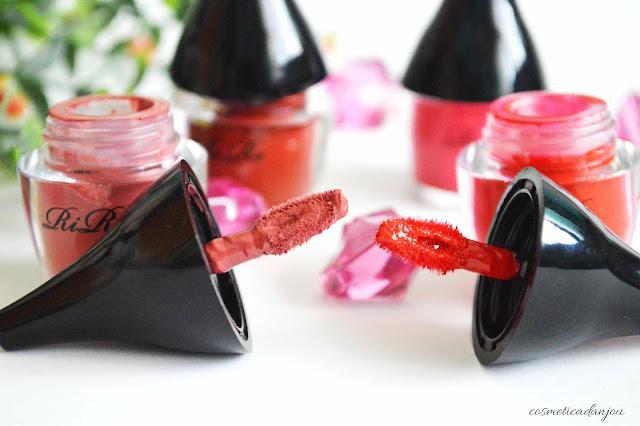 RIRE Lip Manicure High Fix set