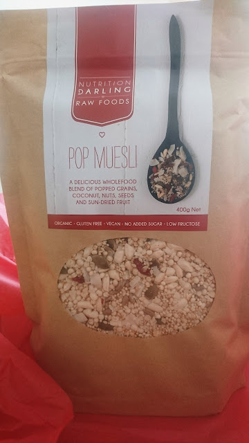 Nutrition Darling, Pop Muesli
